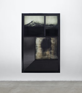 Tim Volckaert, Between the lines of the divine cut n°4, 2014
