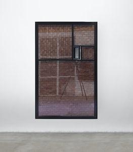 Tim Volckaert, Between the lines of the divine cut n°3, 2014