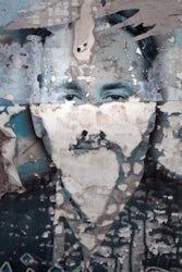 Fading Hero #2, Palestine