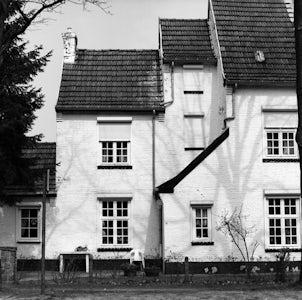 Cité. S.A. Charbonnages de Winterslag - Volkswoningbouw