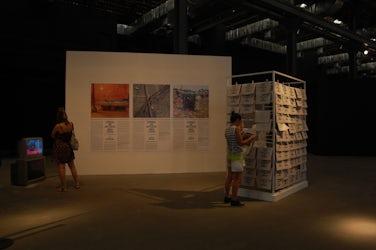 Repórter Sem Beiras, Creativity World Biennale