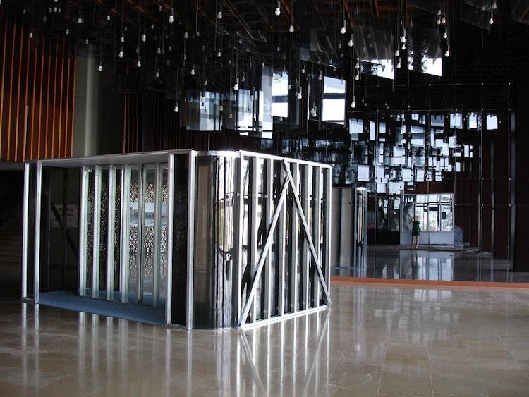 A.I.R extension #10 pavilion