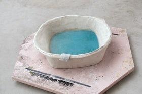 A clean basin, Steven Messiaen, 2015