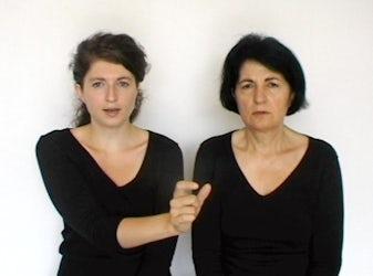 M.A.M. (My Assyrian Mother)