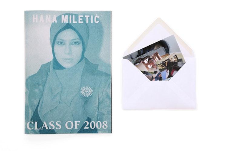 Hana Miletic - Class of 2008 artist's book