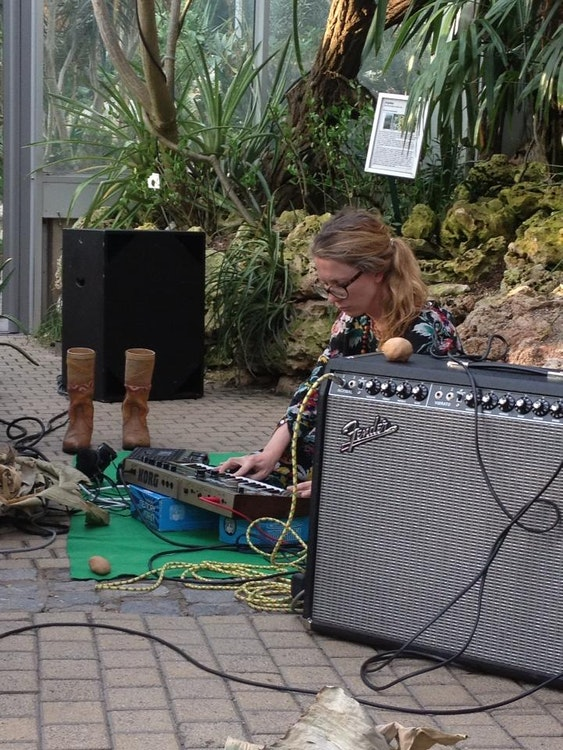 Sound Performance at Palmengarten