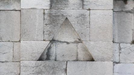 Denkmal Für Ein Triangel