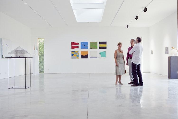 Stef De Brabander exhibition view