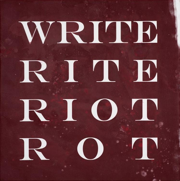 Mene Mene (WriteRiteRiotRot) IX