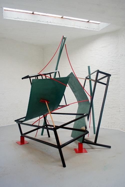 Reassembled Sculpture