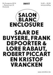 Le Salon, Enclosure, 2014