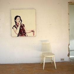 Salon blanc, solotentoonstelling Bart Slangen, 2007