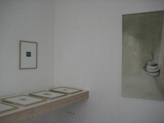 Salon blanc, solotentoonstelling Reniere en Depla, 2011