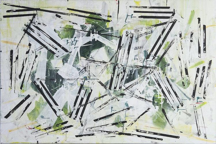 Komposition nach Fritz Hauser