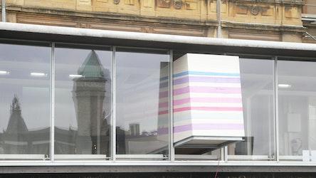 'VECTOR' Casino Luxembourg - Forum d'art contemporain, photo credit Studio Stijn Ank