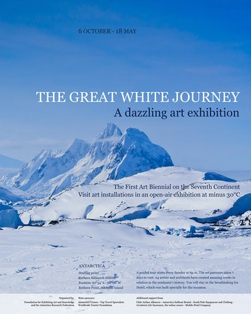 Wesley Meuris, The Great White Journey