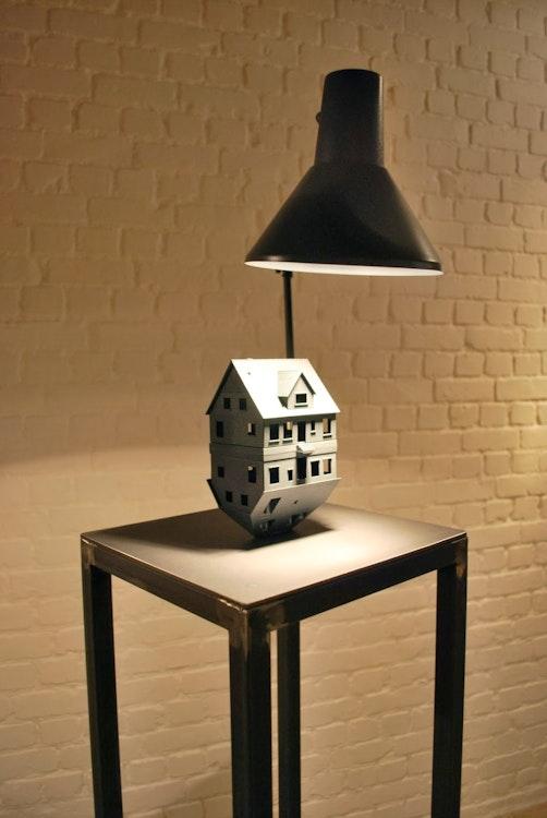 Jonas Vansteenkiste - Housemorphing typologie 1