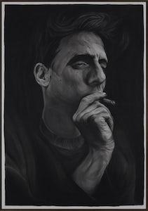 Rinus Van de Velde - Another selfportrait