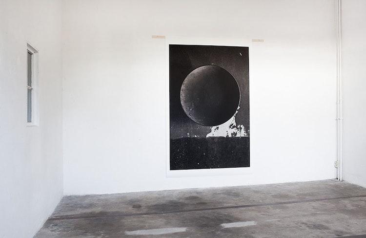 Karin Borghouts - tentoonstellingszicht 'Het Huis', 2013