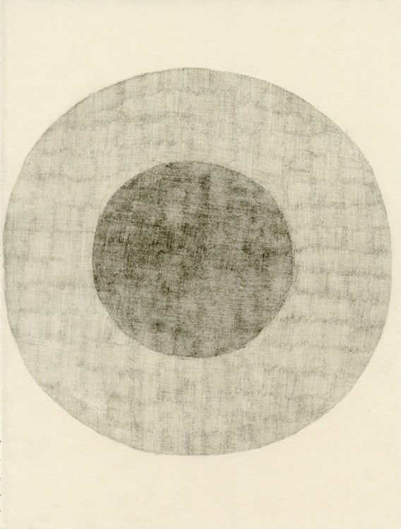 'tenth, a circle within a circle' 1