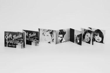 Hana Miletic - Kunstenaarsboek Coif Mode
