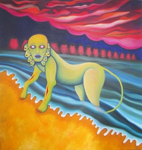 Eva De Leener - God of the sea