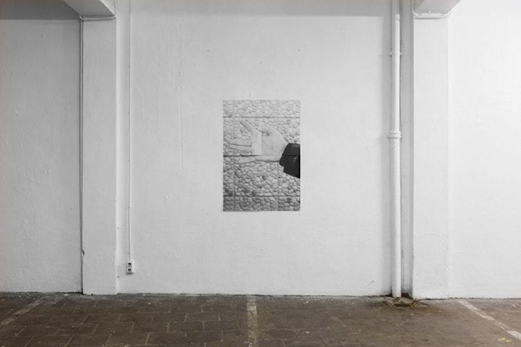 Hana Miletic - Tenir Paroles - installatie