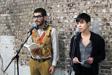 Hana Miletic - Tenir Paroles - poetry reading