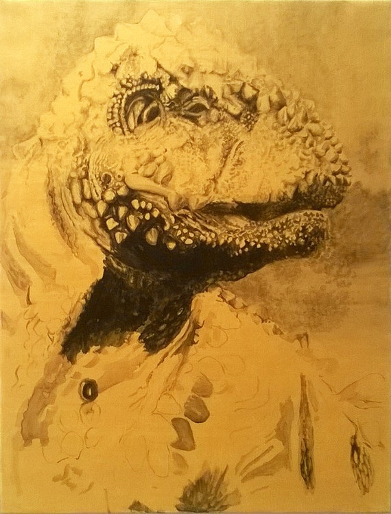 Dinososaur #07
