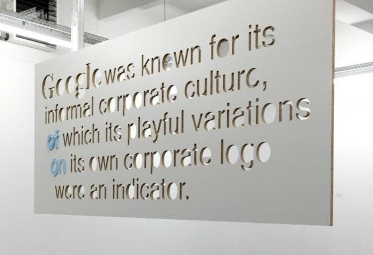 Informal corporate culture
