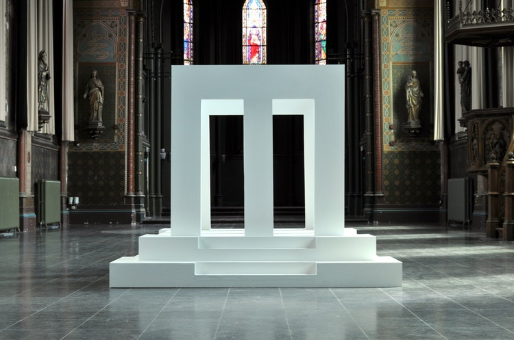 Caroline Van den Eynden - Monument, 2014