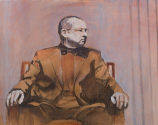 Johan Clarysse - Suspicious portrets (Lars), 2010