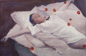 Johan Clarysse - Suspicious portrets (Johanna), 2010