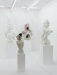 Nadia Naveau - Art Brussels, 2015
