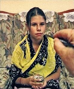 Angel Vergara - Milena et le Verre d'eau, 2007