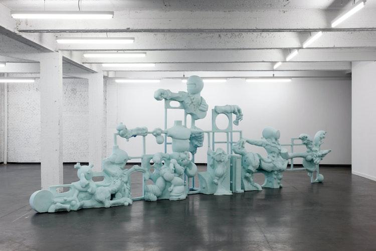 Nadia Naveau - Roman Riots, 2010