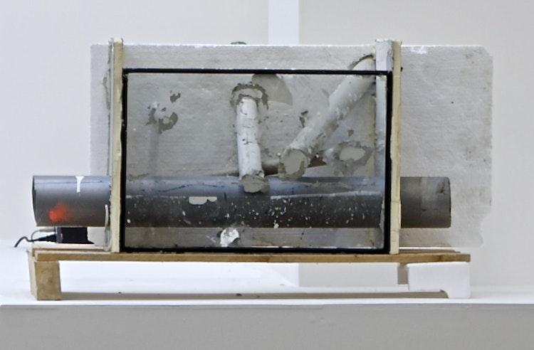 Leyla Aydoslu - Construction XV, 2012