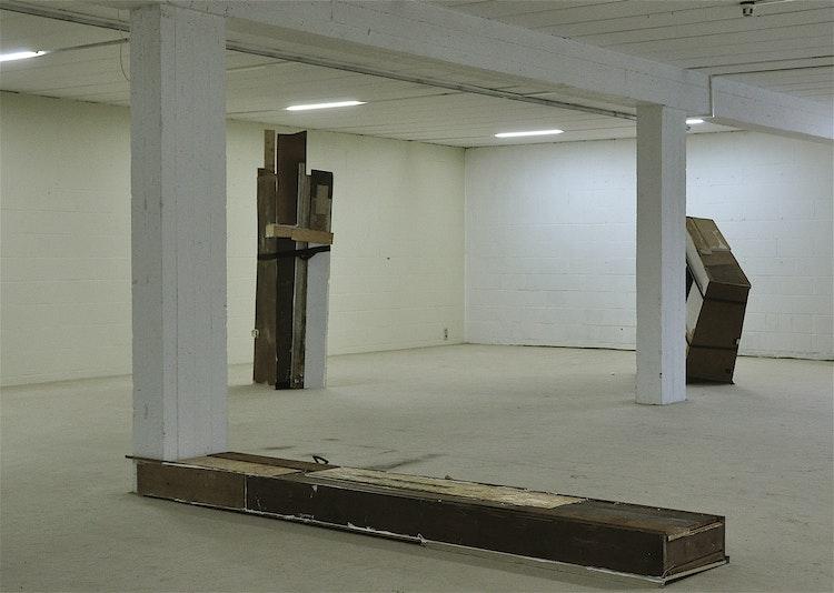 Leyla Aydoslu - Mould V, I, II, 2013