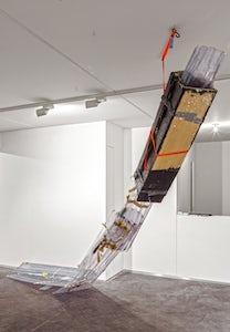 Leyla Aydoslu - Construction XLIII, 2014