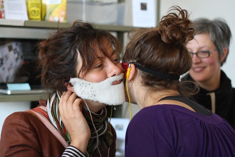 Wendy Van Wynsberghe - Kissing Protocol, 2012