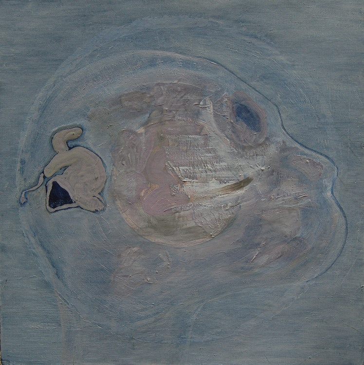 Beatrijs Lauwaert - Head (Eye and Mind 2), 2014