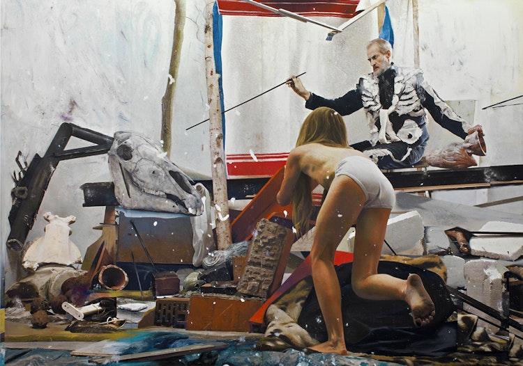 Narcisse Tordoir - The Pink Spy 2, 2013