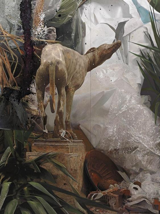 Narcisse Tordoir - The Pink Spy 3 (detail) , 2013