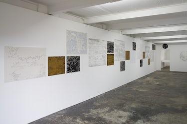 Writing Over (Atlas), Kasper Andreasen, 2012