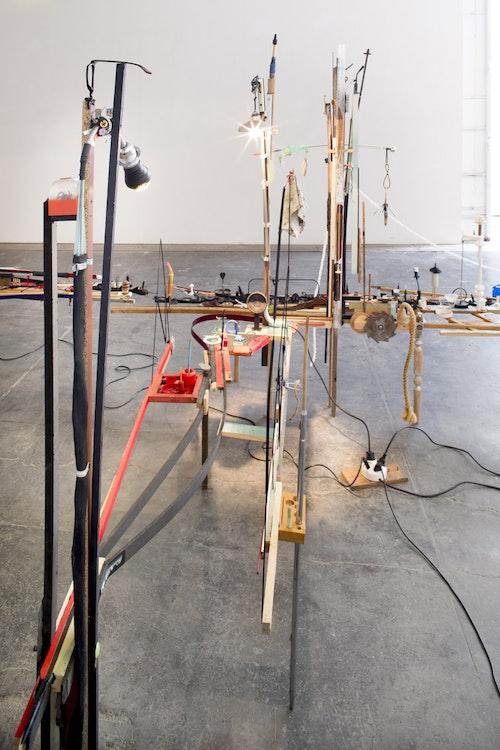 Ruimtelijke Ordening, Jeroen Frateur, détail, 2013 -14