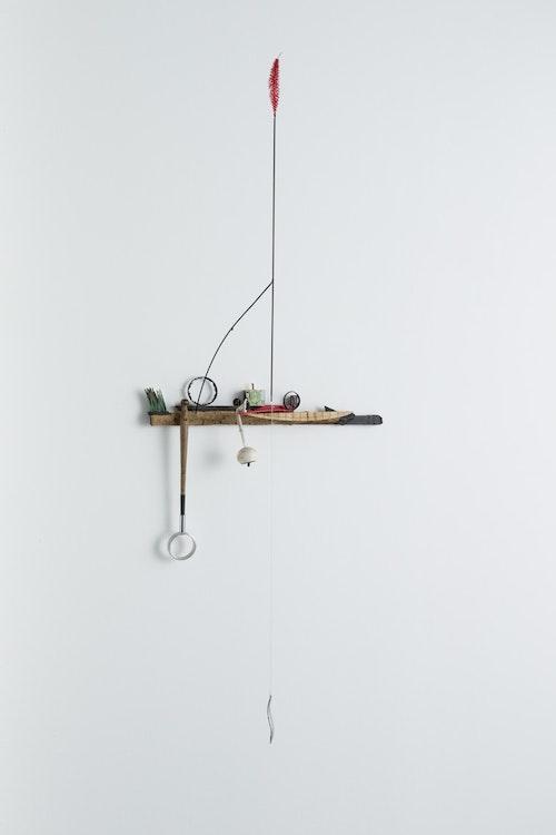 Iets met een visser, Jeroen Frateur, 2014