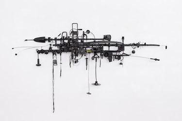Diana Diesel, Jeroen Frateur, 2013, detail
