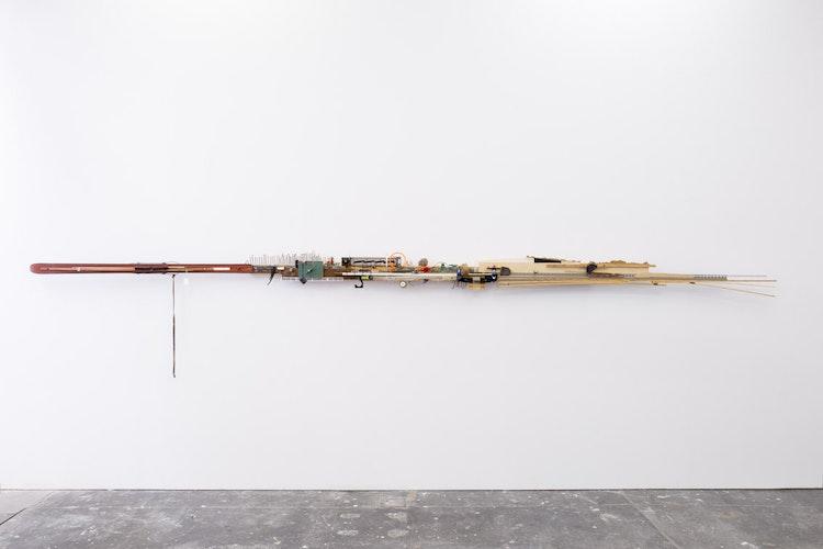 Triptiek landschap van 5 meter 32, Jeroen Frateur, 2012-14