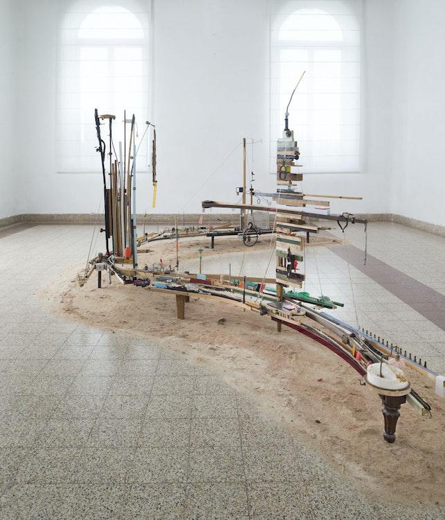Ruimtelijke Ordening, Jeroen Frateur, 2013 -14, CC Marchin