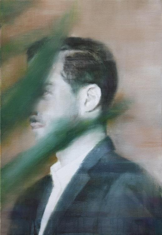 Hidden portrait